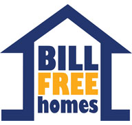 Bill Free Homes Logo